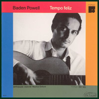 Baden Powell Tempo feliz album cover
